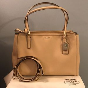 Coach NWOT Christie Carryall Satchel